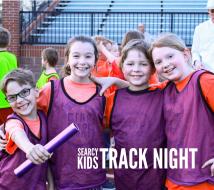 Searcy Kids Track Night