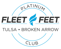 Fleet Feet Platinum Club