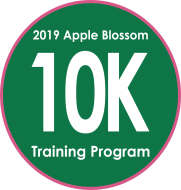 2019 Apple Blossom 10K Training Program