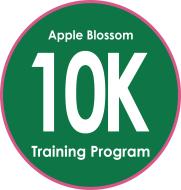 2020 Apple Blossom 10K Training Program