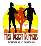 High Desert Runners