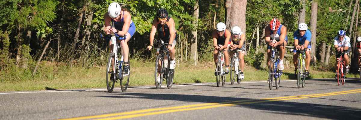 3 for 3 Triathlon Banner Image