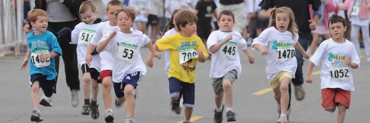 Children With Goals 5K & Youth 1 Mile @ Winston YMCA Banner Image