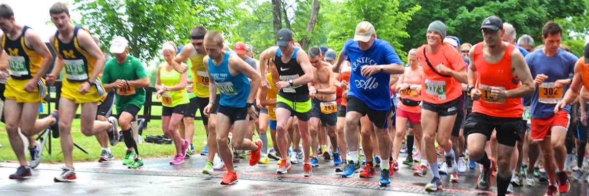 Tiger 10 Miler- Trail Race Banner Image