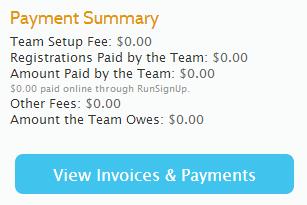Payment Summary