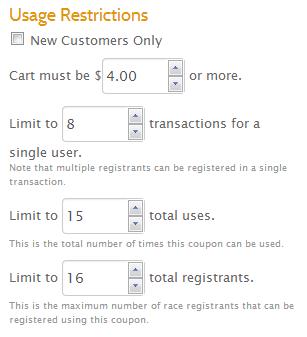 Run sign up coupon code