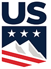 USA Ski and Snowboard Association logo
