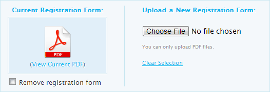 Registration PDF