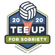 TEE UP FOR SOBRIETY