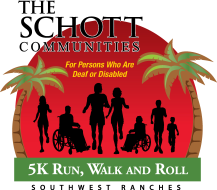 The Schott Communities Virtual 5K Run, Walk and Roll