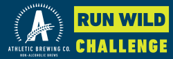 The Athletic Brewing Co. Run Wild Challenge!