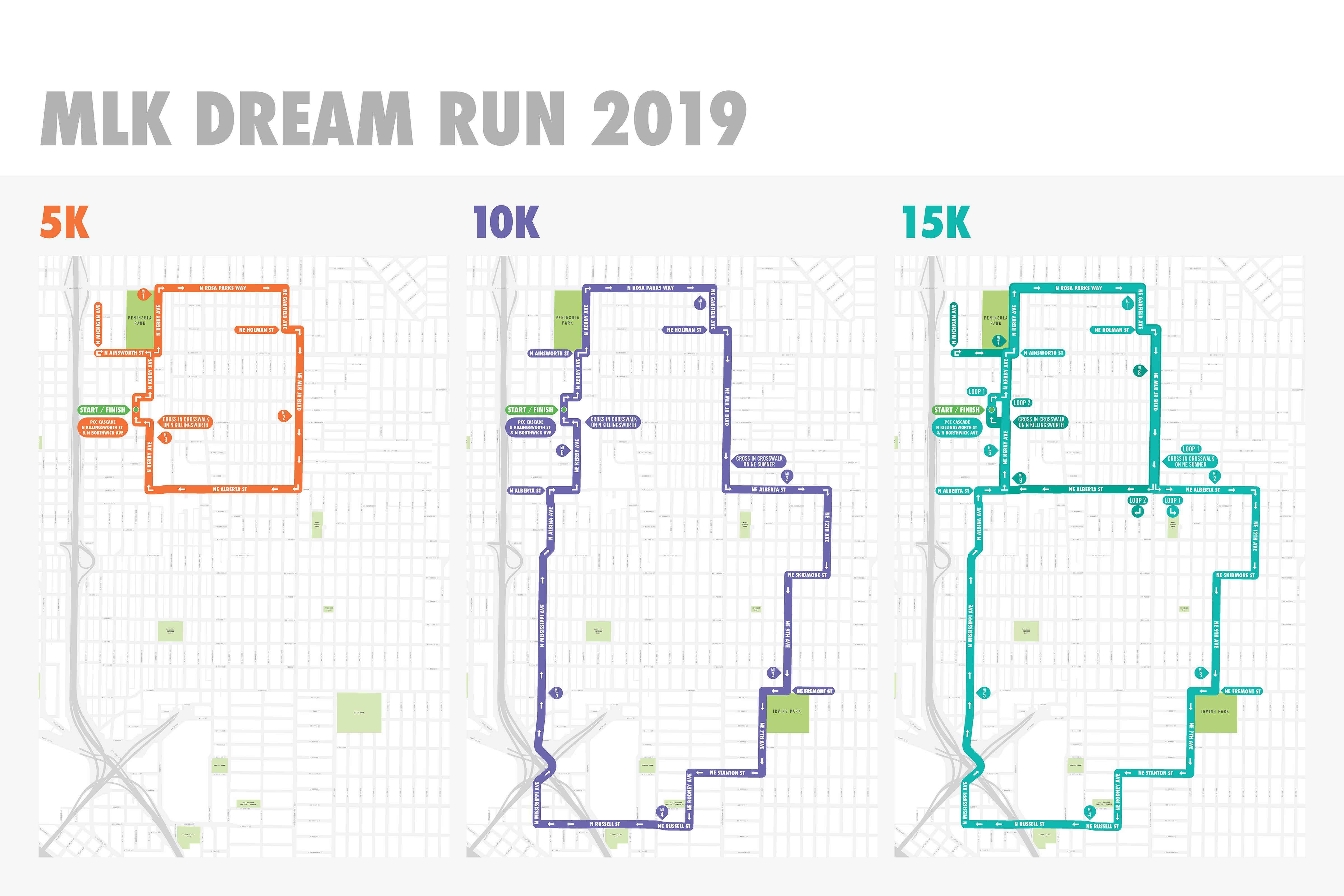 MLK Dream Run