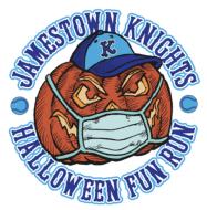 Knight's Halloween Virtual Fun Run