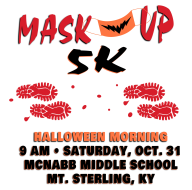 Mask UP 5K - Virtual