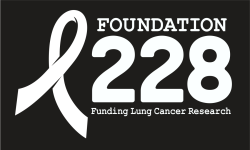 Foundation 228 WHITE OUT LUNG CANCER Cross-Train Challenge