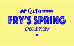 2021 Cal Tri Fry's Spring  - 6.27.21 Logo