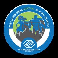Boys & Girls Clubs of Albany - Macon County Unit Virtual Super Hero 5k Race