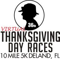 36th Annual John Boyle Thanksgiving 10 Mile, 5k Virtual Races
