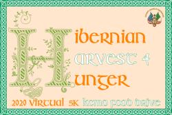 Hibernian Harvest 4 Hunger Virtual 5K