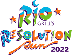 Rio Grill's 32nd Resolution Run - First Time Ever Virtually