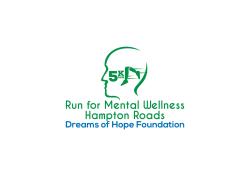 Virtual -Run for Mental Wellness Hampton Roads