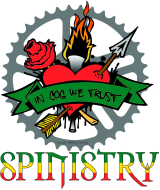 Spinistry's Austin/Dallas Adventure Route