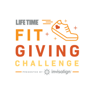 Life Time FitGiving Challenge presented by Invisalign