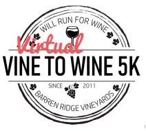 Virtual Vine to Wine 5K