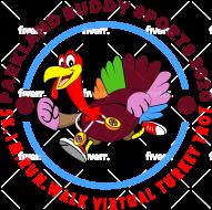 PARKLAND BUDDY SPORTS VIRTUAL 5K TURKEY TROT       & 1M WALK CHALLENGE