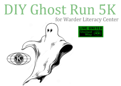 DIY Ghost Run 5K