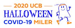 UCB Halloween COVID-19 Miler