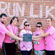 Run Like a Girl 5k in memory of Sarah Burkybile
