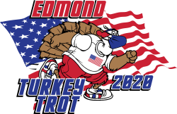 2020 Edmond Turkey Trot - Virtual 5K or 10M Bike