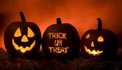 The  Halloween Hustle Half Marathon & 5k