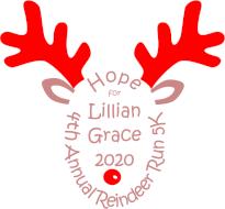 Hope for Lillian Grace Reindeer Run - Virtual