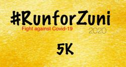#RunforZuni