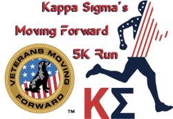 Kappa Sigma's Moving Forward 5K Run