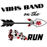 VBHS Band on the Run 5K