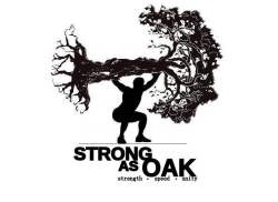 STRONG AS OAK  WRECKBAG 5k-ish  2021 POST VID