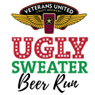 Veterans United Craft Brewery - Ugly Sweater 3 Mile and 1 Mile Beer Run