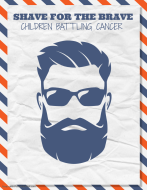Shave for the Brave - Children Battling Cancer