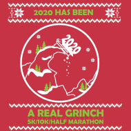 2020's Been a Real Grinch Half Marathon, 10K & 5K