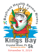 Bayfront Health Kings Bay 5K