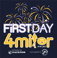 First Day 4 Miler 2021
