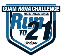 Run to 21 Challenge Logo