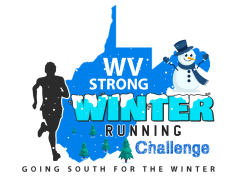 WVStrong Winter Running Challenge