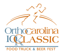 OrthoCarolina 10K/5K Classic - Food Truck and Beer Fest