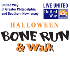 United Way's Halloween Bone Run & Walk