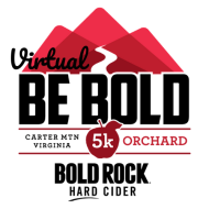 Virtual BE BOLD Orchard 5K