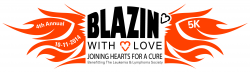 Blazin' with Love 5K